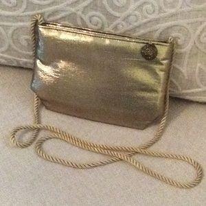 Preston and York tiny gold purse !!